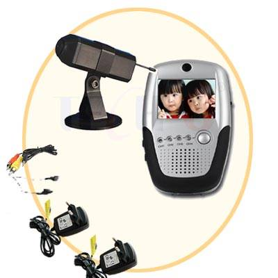 Spy Wireless Camera With Baby Monitor In Hanumangarh